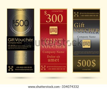 Vip Club Card Design Templates Crystals Stock Vector 234236374