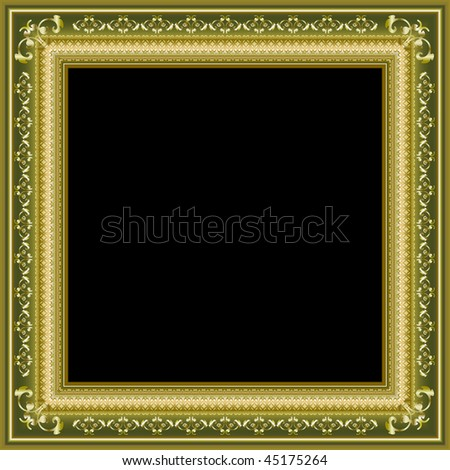 gilded frame for picture