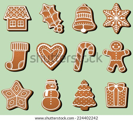 Gingerbread Stock Images, Royalty-Free Images & Vectors | Shutterstock