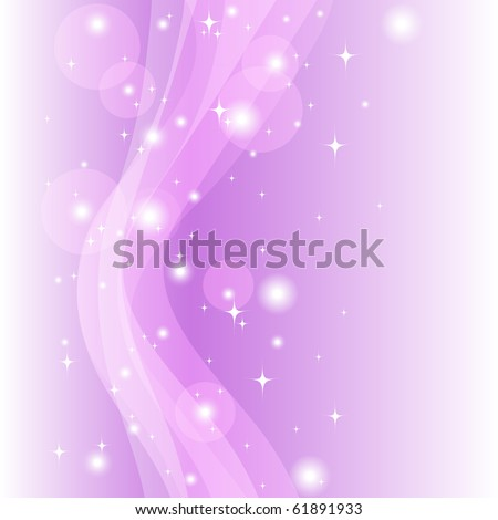 glamour vector background - stock vector
