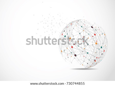 Global network connection world map point vector de stock730744855 global network connection world map point vector de stock730744855 shutterstock gumiabroncs Choice Image