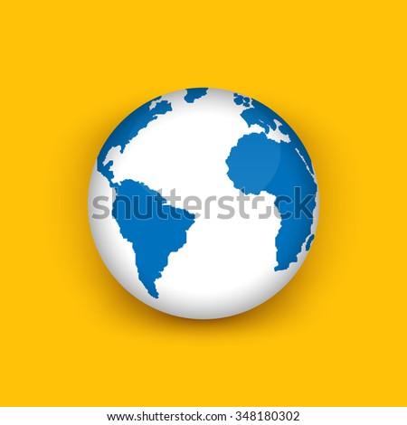 Globe, Globe Icon. Globe Icon Vector. 3D Globe Icon. Globe Icon eps. Globe Icon Img. Globe Icon logo. Globe Icon Sign. Globe Icon Flat. Globe Icon pic. Globe icon app. Globe icon web. Globe icon JPG - stock vector