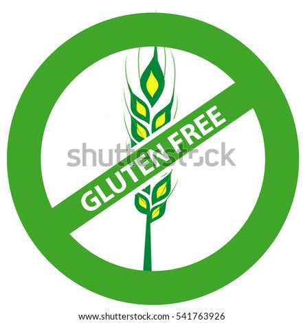 Group of Gluten Free Icon Related