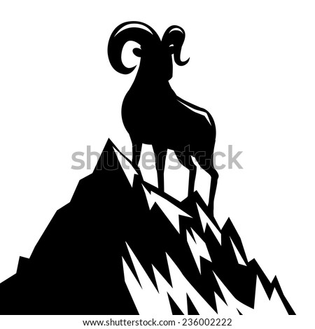Mountain Goat Stock Images, Royalty-Free Images & Vectors ...
