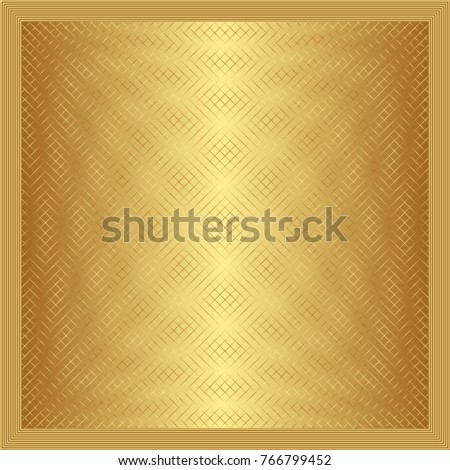golden texture with frame