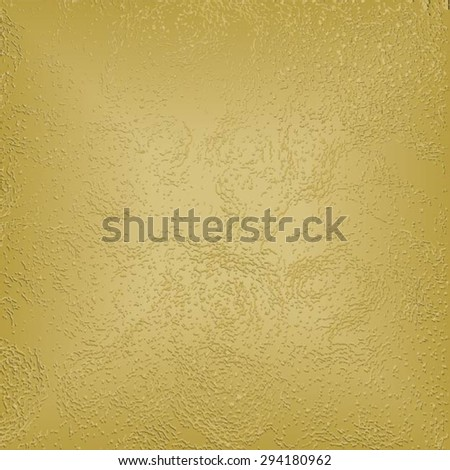 Golden wall vector texture. Background texture for banner, card, poster, identity,web design.