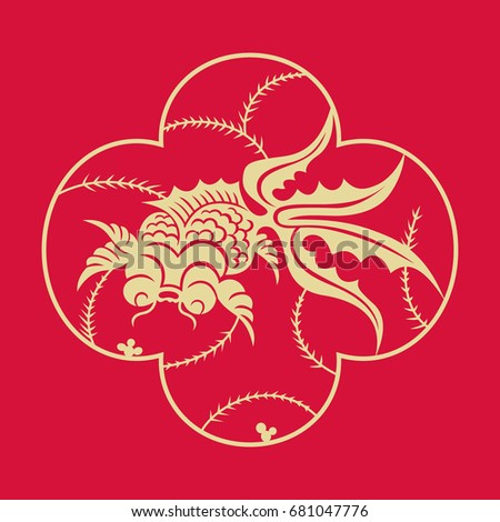 goldfish(Chinese traditional paper-cut art)-02