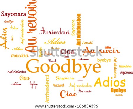 Farewell Greeting Card Stock Images, Royalty-Free Images ...