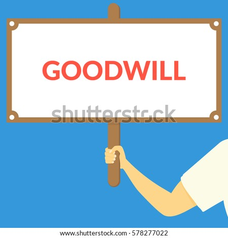 Goodwill shutterstock for Is goodwill a non profit organization