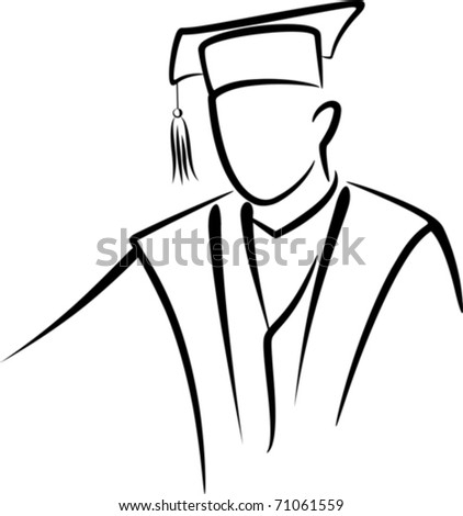 cap and gown stock images royalty free images vectors shutterstock. Black Bedroom Furniture Sets. Home Design Ideas