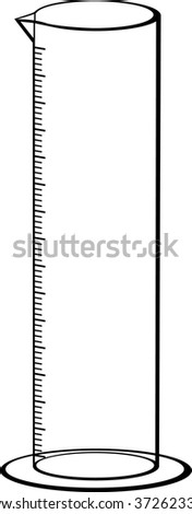 how to read a graduated cylinder meniscus