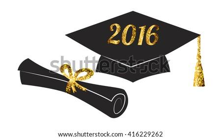 Graduation Cap And Diploma Images RoyaltyFree Images – Graduation Cap Invitation