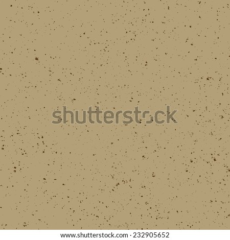 Grainy Paper Texture for your design. EPS10 vector. - stock vector
