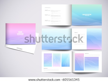 creative cover pages