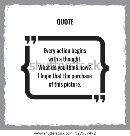comments html template - graphic frame template for quote vector frame template