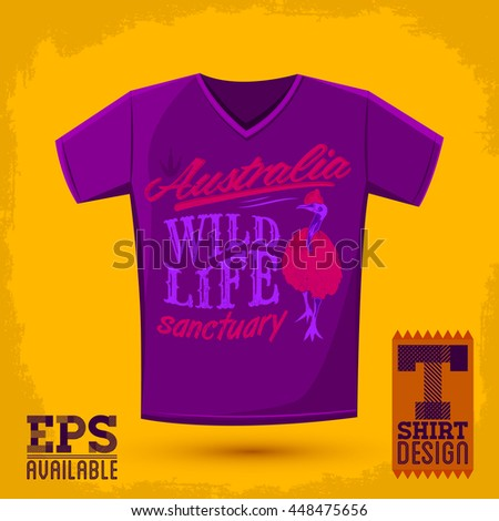 Stock images royalty free images vectors shutterstock for Design t shirts online australia