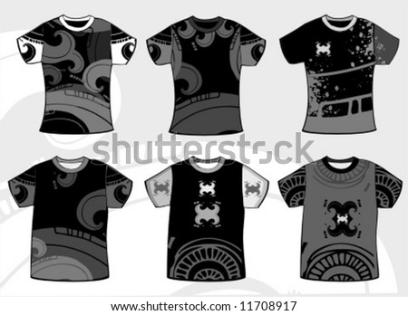 Graphic t-shirts. To see similar, please VISIT MY GALLERY.