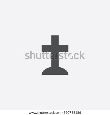 grave Icon, grave Icon Vector, grave Icon Art, grave Icon eps, grave Icon Image, grave Icon logo, grave Icon Sign, grave icon Flat, grave Icon design, grave icon app, grave icon UI, grave icon web - stock vector