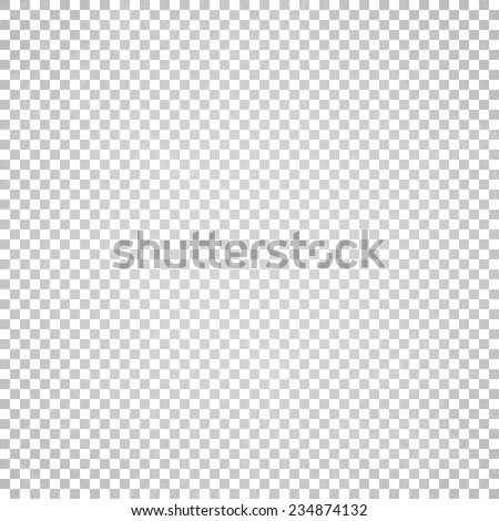 Gray checkers background, Old paper with stains - Vector - stock vector