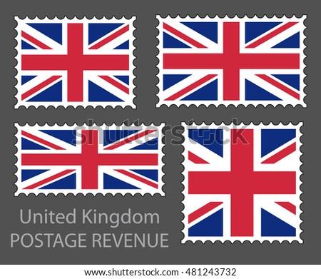 Union Jack Flag Border Stock Images Royalty Free Images