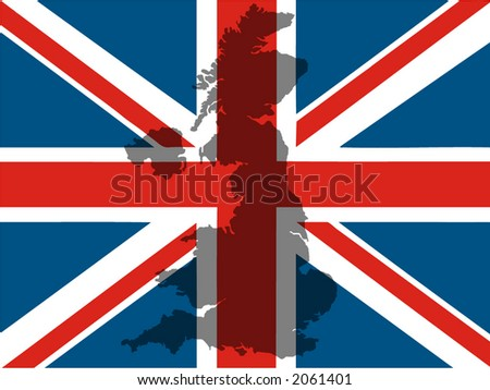 Great Britain - vector illustration