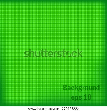 Green background texture cloth vector illustration