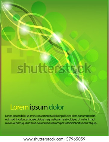 green background.vector