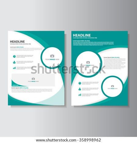 Green powerpoint background stock images royalty free for Brochure templates for powerpoint