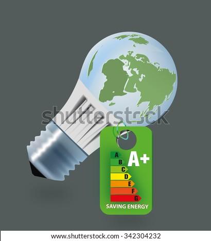 Green Energy - stock vector