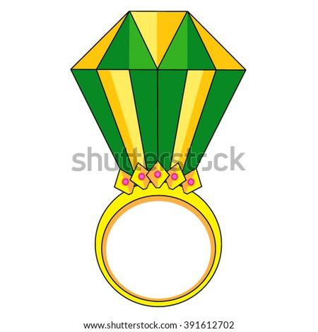 Diamond Ring Stick Rpg