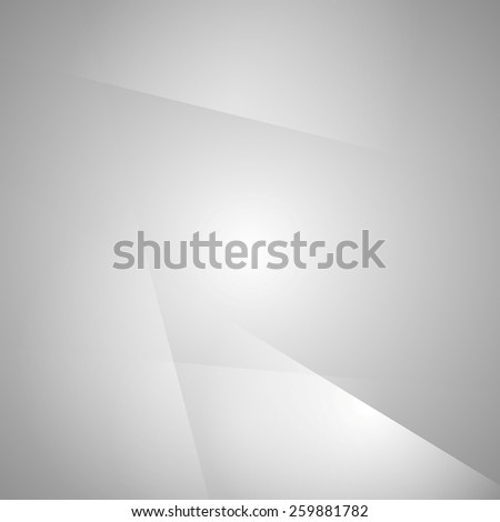 Grey abstract background. Vector design - stock vector
