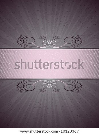 grey antique background, vector illustration