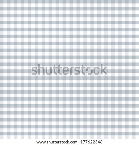 Grey lines checkered background - stock vector