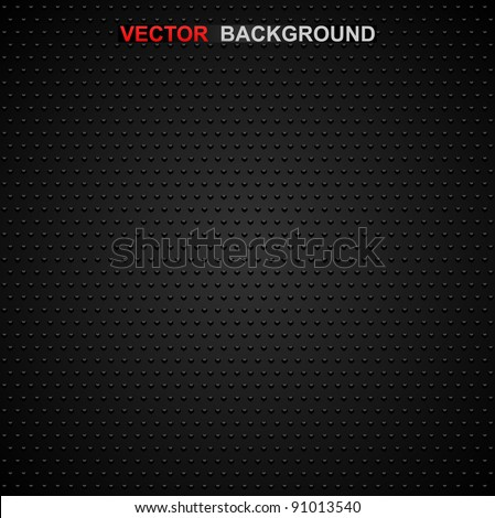 Grill texture vector illustration - stock vector