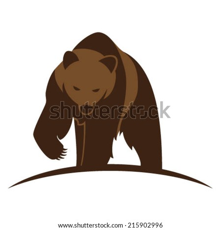 Grizzly Walking