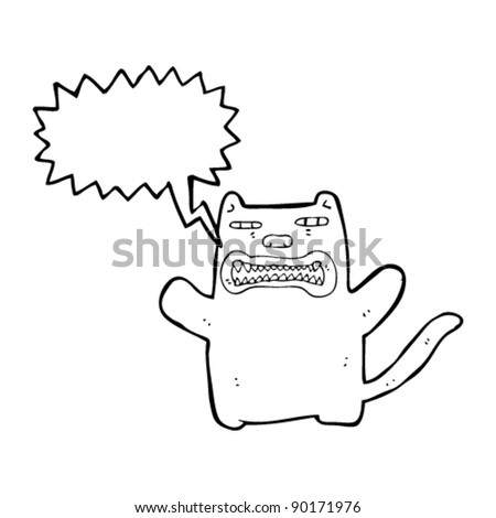 furthermore Realistic Wolf Coloring Pages further Cat furthermore Stop That Growling moreover How To Draw A Guard Dog. on scary dog growl