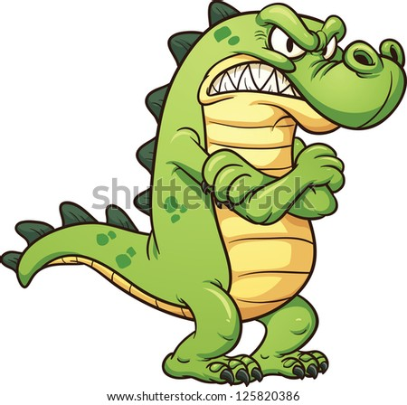 Crocodile Cartoon Stock Images, Royalty-Free Images ... - photo#7