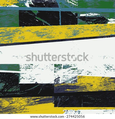 grunge abstract background texture - stock vector