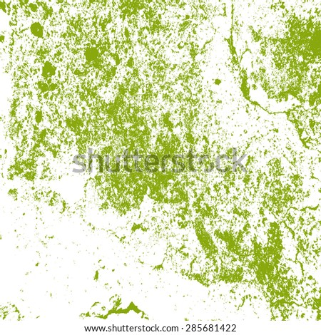 Grunge background. Green Vector Illustration Latex