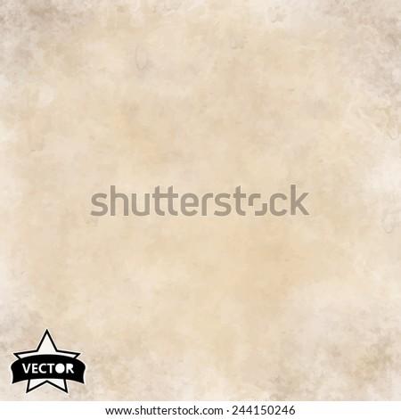Grunge background - Vector - stock vector