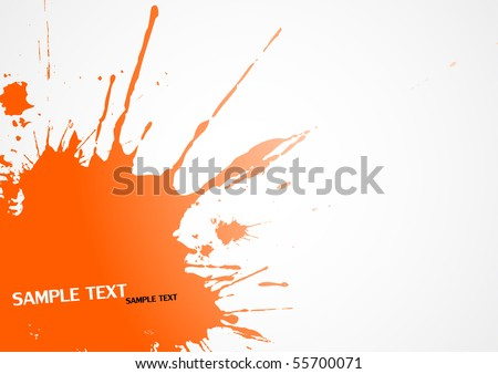 Grunge background. Vector. - stock vector