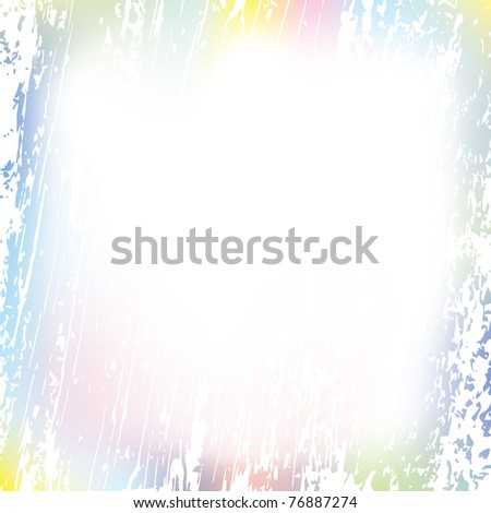 grunge background with pastel colors