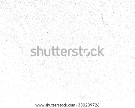 Grunge Black and White Distress Texture . Dust Texture . Dirty Texture . Wall Background .Vector Illustration.  - stock vector