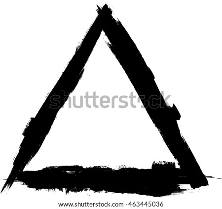 Black Triangle Vector Stock Images, Royalty-Free Images & Vectors ...