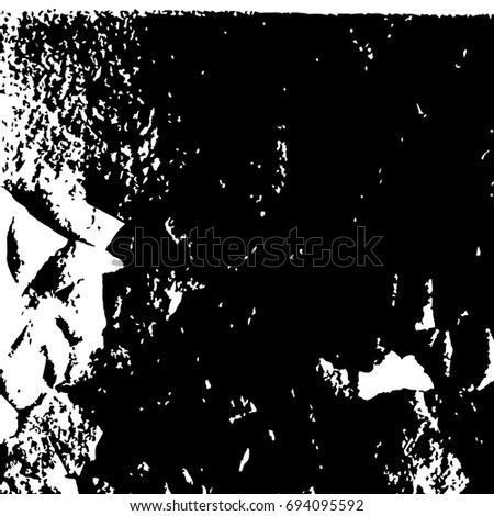 Grunge black textures on white background stock vector 694095592 grunge black textures on white background template for a business card banner poster colourmoves