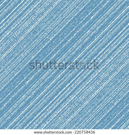Grunge diagonal stripes seamless background.  - stock vector