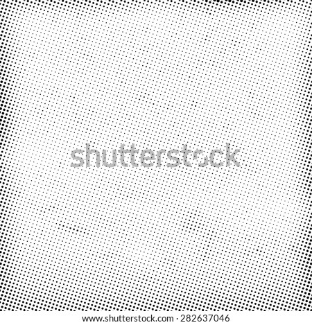 Grunge halftone dots vector texture background. Dotted background Texture. Distress Overlay Circles Texture . Vector Texture . - stock vector