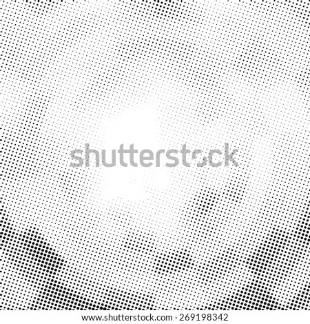 Grunge halftone dots vector texture background . Grunge Spotted Texture . Vector Distress Background . Linear Texture . Distress Texture . Grunge Texture . Dirt Texture . Overlay Texture . - stock vector