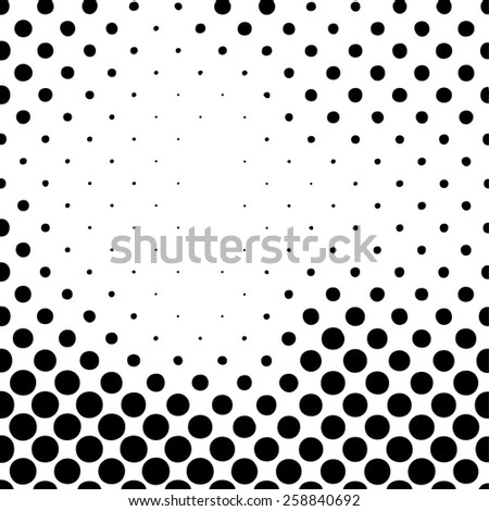 Grunge halftone dots vector texture background . Pixel background Texture .  - stock vector