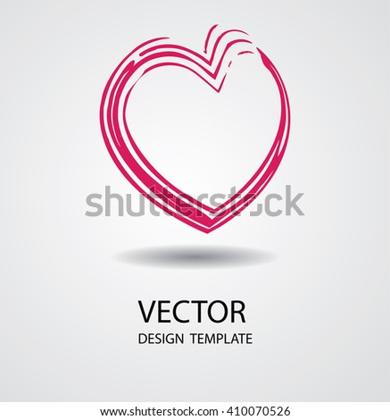 Tag shape template image collections templates design ideas modern icon design lips shape logo stock vector 274618352 grunge heart shape logo icon tag shape pronofoot35fo Images